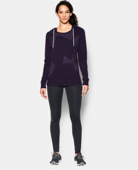New to Outlet Women's UA Favorite French Terry Popover  1 Color $38.99 to $48.99