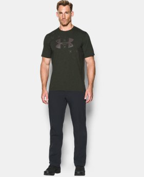 Men's UA Turkey Trax T-Shirt  1 Color $24.99