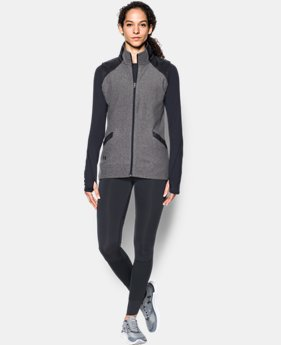 Women's UA Fleece Vest  3  Colors $74.99