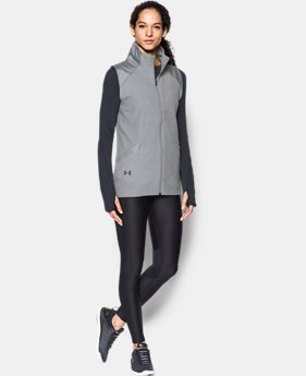 Women's UA Fleece Vest  1 Color $74.99
