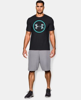 Men's UA Camo Circle T-Shirt