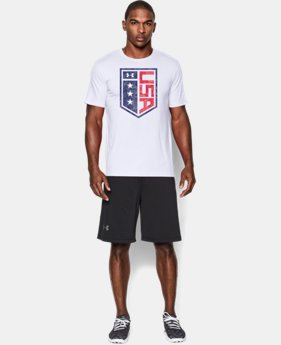 Men's UA USA Crest T-Shirt