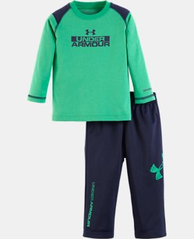Boys' Infant UA Under Armour Bodysuit Set