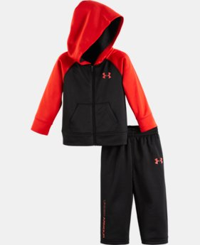 Boys' Infant UA Wordmark Hoodie Set