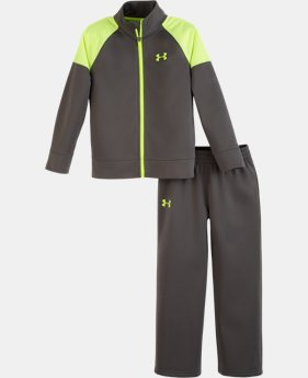 Boys' Pre-School UA Precision Warm-Up Set