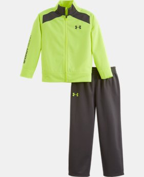 Boys' Infant UA Elevate Warm-Up Set