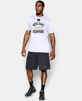 Men's Notre Dame 2015 ACC Tournament Champs T-Shirt