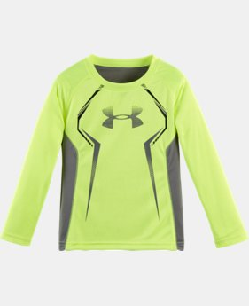 Boys' Pre-School UA Armour Up Long Sleeve