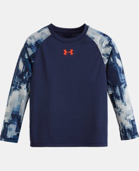 Boy's Infant UA Thermovision Raglan