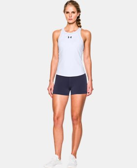 Women's UA Racer Tennis Tank  1 Color $44.99