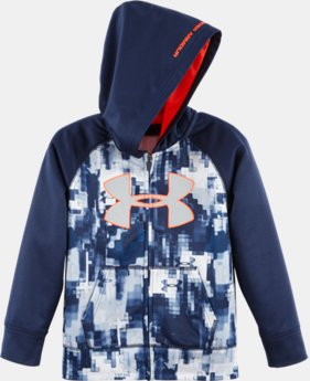 Boys' Pre-School UA Armour® Fleece Hoodie