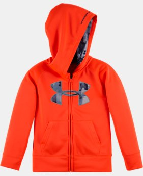 Boys' Infant UA Mesh Applique Hoodie
