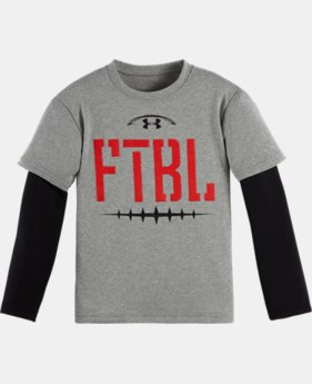 Boys' Infant UA FTBL Slider