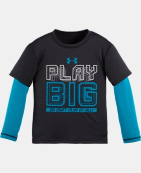 Boys' Infant UA Play Big Slider