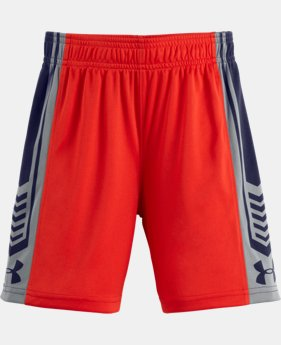 Boys' Toddler UA Fade Out Shorts
