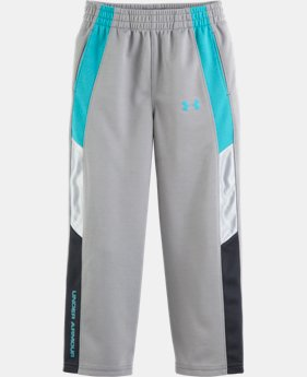 Boys' Toddler UA Hero Warm-Up Pants
