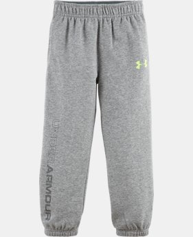 Boys' Toddler UA Swag Pants
