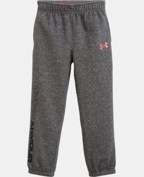 Boys' Pre-School UA Swag Pants