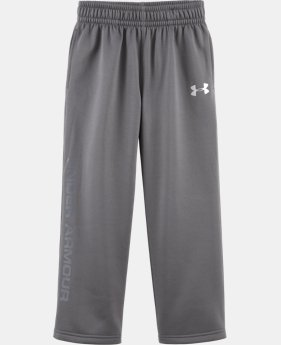 Boys' Infant UA Armour® Fleece Pants