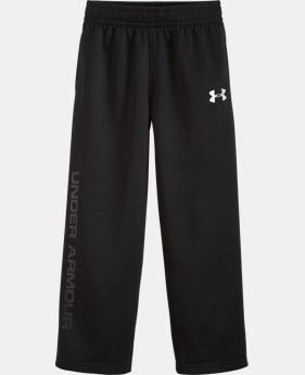 Boys' Pre-School UA Armour® Fleece Pants