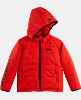 Boys' Infant UA Hudson Quilted Jacket