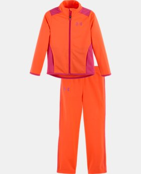 Girls' Toddler UA Elevate Set