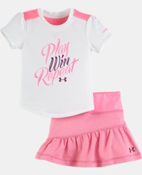 Girls' Infant UA Play Win Repeat Set