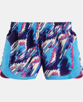 Girls' Pre-School UA Flawless Stunner Short