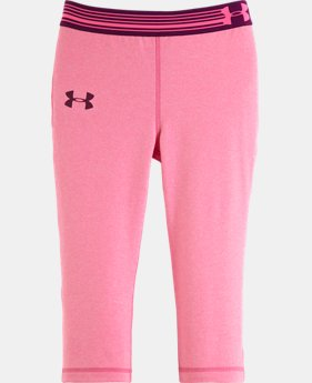 Girls' Toddler UA HG Capri