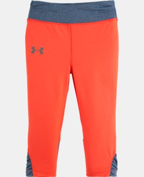 Girls' Pre-School UA Kicker Capri  1 Color $19.99