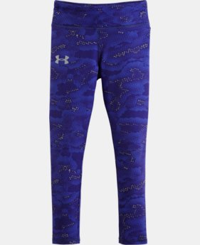 Girls' Toddler UA Jersey Legging