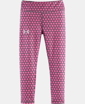 Girls' Pre-School UA Jersey Legging