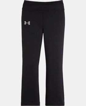 Girls' Pre-School UA Yoga Pant  1 Color $26.99