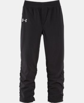 Girls' Pre-School UA Icon Woven Pant