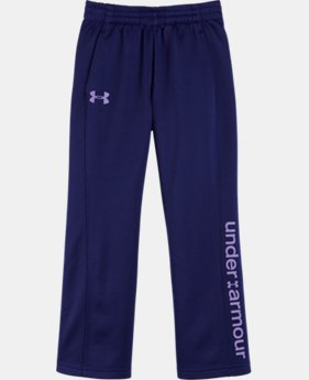 Girls' Infant UA Logo Fleece Pant