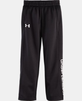 Girls' Toddler UA Logo Fleece Pant