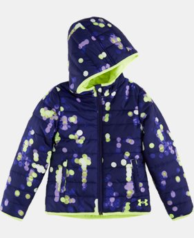 Girls' Pre-School UA City Lights Puffer Jacket