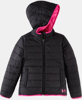 Girls' Toddler UA Logo Puffer Jacket