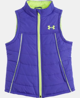 Girls' Toddler UA Puffer Vest