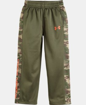 Boys' Infant UA Solid Tundraflage Pants