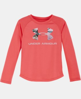 Girls' Infant UA Hunt Big Logo Raglan