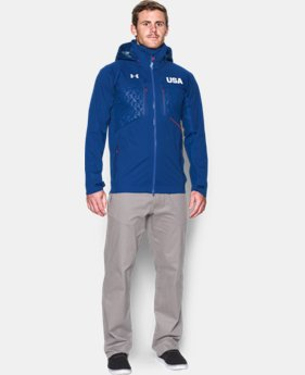 Men's UA Rain Jacket LIMITED TIME: FREE U.S. SHIPPING 1 Color $168.74