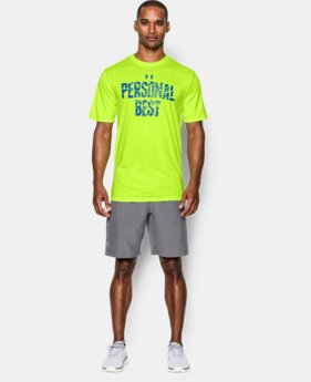 Men's UA Run Personal Best T-Shirt