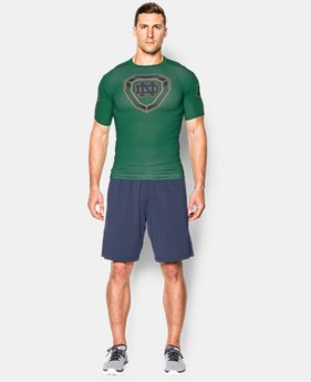 Men's Notre Dame Shamrock Series Baselayer  1 Color $44.99