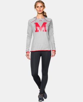 Women's UA Maryland Throwback Hoodie