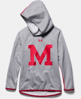 Kids' Maryland Throwback Hoodie