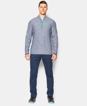 Men's Notre Dame Shamrock Series UA ¼ Zip  1 Color $63.99