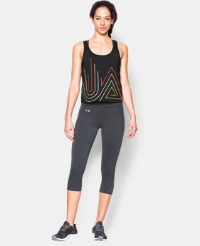 Women's UA Fly-By 2.0 Graphic Midi LIMITED TIME: FREE U.S. SHIPPING 1 Color $20.24 to $26.99