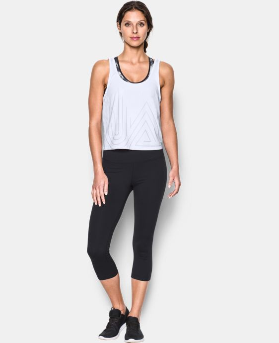 Women's UA Fly-By 2.0 Graphic Midi   $34.99