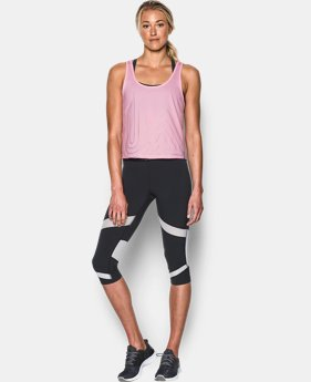 Women's UA Fly-By 2.0 Graphic Midi EXTRA 25% OFF ALREADY INCLUDED  $20.24
